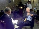 Dena Takruri - Donald Rumsfeld
