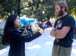 Dena Takruri - Occupy DC
